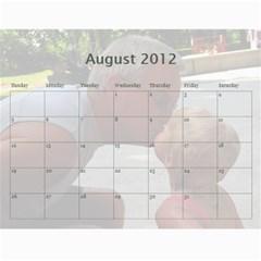 2011 Calendar By Sharon   Wall Calendar 11  X 8 5  (12 Months)   Ys8yhhm7p2p7   Www Artscow Com Aug 2012
