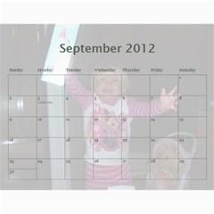 2011 Calendar By Sharon   Wall Calendar 11  X 8 5  (12 Months)   Ys8yhhm7p2p7   Www Artscow Com Sep 2012