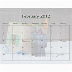 2011 Calendar By Sharon   Wall Calendar 11  X 8 5  (12 Months)   Ys8yhhm7p2p7   Www Artscow Com Feb 2012
