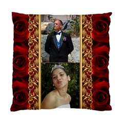 My Rose Cushion Case (2 Sided) By Deborah   Standard Cushion Case (two Sides)   Ptvsyiks6cnw   Www Artscow Com Front