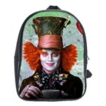 Alice in wonderland 2 - School Bag (Large)