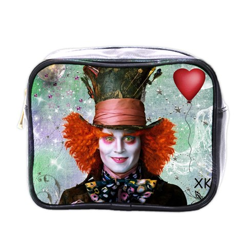 Alice In Wonderland 4 By Chaido   Mini Toiletries Bag (one Side)   D5dmhgolmwzy   Www Artscow Com Front