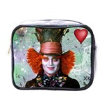 Alice in wonderland 4 - Mini Toiletries Bag (One Side)