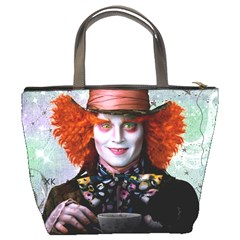 Alice In Wonderland 5 By Chaido   Bucket Bag   Bvwk4xr37w43   Www Artscow Com Back
