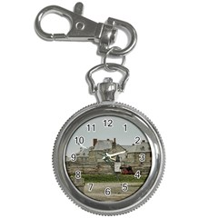 Fortress of Louisbourg Key Chain Watch from ArtsNow.com Front