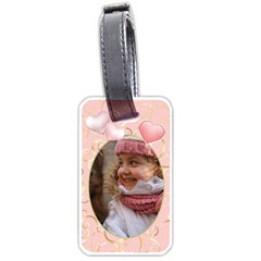 Child Luggage/school Tag (2 Sided) By Deborah   Luggage Tag (two Sides)   Fch6d7l17gmx   Www Artscow Com Front