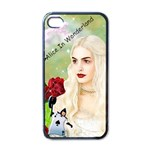 Alice Apple iPhone 4 Case - Apple iPhone 4 Case (Black)