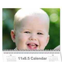 12calendar By Therese   Wall Calendar 11  X 8 5  (18 Months)   Yw41v800tgew   Www Artscow Com Cover