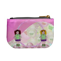 My Beautiful Girl Purse By Claire Mcallen   Mini Coin Purse   3pfi21138civ   Www Artscow Com Back