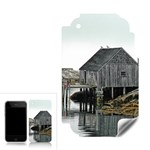 Peggy s Cove Dock Apple iPhone 3G 3GS Skin