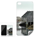 Peggy s Cove Dock Apple iPhone 4 Skin