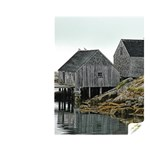 Peggy s Cove Dock Amazon Kindle 2 Skin
