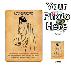 Bol Cards By Killerklown   Multi Purpose Cards (rectangle)   8fem91usq4cn   Www Artscow Com Front 6