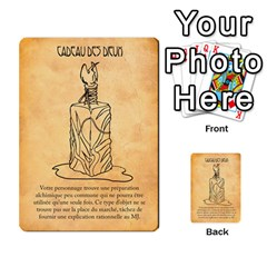 Bol Cards By Killerklown   Multi Purpose Cards (rectangle)   8fem91usq4cn   Www Artscow Com Front 11
