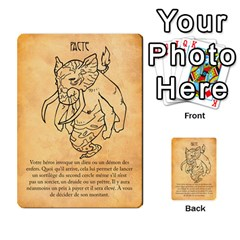 Bol Cards By Killerklown   Multi Purpose Cards (rectangle)   8fem91usq4cn   Www Artscow Com Front 15