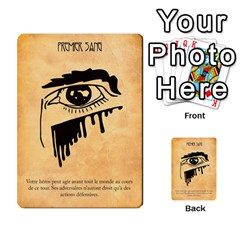Bol Cards By Killerklown   Multi Purpose Cards (rectangle)   8fem91usq4cn   Www Artscow Com Front 18