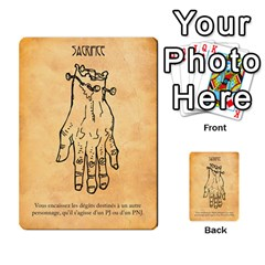 Bol Cards By Killerklown   Multi Purpose Cards (rectangle)   8fem91usq4cn   Www Artscow Com Front 23