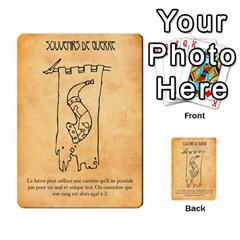 Bol Cards By Killerklown   Multi Purpose Cards (rectangle)   8fem91usq4cn   Www Artscow Com Front 34