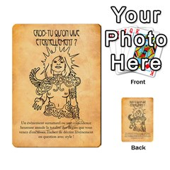 Bol Cards By Killerklown   Multi Purpose Cards (rectangle)   8fem91usq4cn   Www Artscow Com Front 43