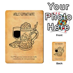 Bol Cards By Killerklown   Multi Purpose Cards (rectangle)   8fem91usq4cn   Www Artscow Com Front 49