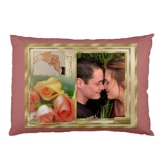 Our Moments Pillow Case (2 Sided) By Deborah   Pillow Case (two Sides)   49w1hgyaj3ga   Www Artscow Com Front