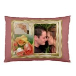 Our Moments Pillow Case (2 Sided) - Pillow Case (Two Sides)