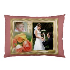 Our Moments Pillow Case (2 Sided) By Deborah   Pillow Case (two Sides)   49w1hgyaj3ga   Www Artscow Com Back