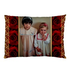 My Rose 2 Pillow Case (2 Sided) By Deborah   Pillow Case (two Sides)   Frkxi70cf4qd   Www Artscow Com Back