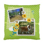 My Back Yard Single Sided Cushion1 - Standard Cushion Case (One Side)