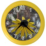 Rudbeckia Color Wall Clock