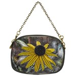 Rudbeckia Chain Purse (One Side)