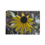 Rudbeckia Cosmetic Bag (Large)