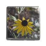 Rudbeckia Memory Card Reader with Storage (Square)