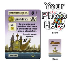 Le Havre  Le Grang Hameau  By Doom18   Playing Cards 54 Designs   L85qfz6xc1xw   Www Artscow Com Front - Spade6