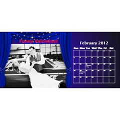 V Day Gift 2 By Christina Hillis   Desktop Calendar 11  X 5    57k09ds9wqsp   Www Artscow Com Feb 2012