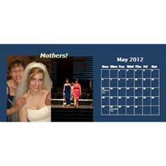 V Day Gift 2 By Christina Hillis   Desktop Calendar 11  X 5    57k09ds9wqsp   Www Artscow Com May 2012