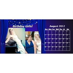 V Day Gift 2 By Christina Hillis   Desktop Calendar 11  X 5    57k09ds9wqsp   Www Artscow Com Aug 2012