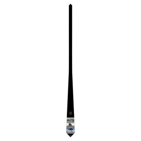 Travel Tie By Deborah   Necktie (one Side)   Ebylh9wfubva   Www Artscow Com Front