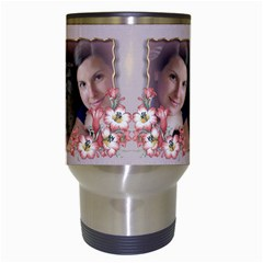 All Framed Travel Mug By Deborah   Travel Mug (white)   Qk5vvj9h5p4c   Www Artscow Com Center