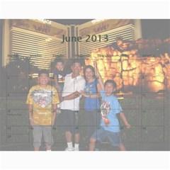 2012 By Phungm   Wall Calendar 11  X 8 5  (18 Months)   5jxjw4kkikuz   Www Artscow Com Jun 2013