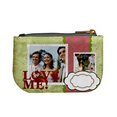 Love By Joely   Mini Coin Purse   Mmsz6cpheewk   Www Artscow Com Back