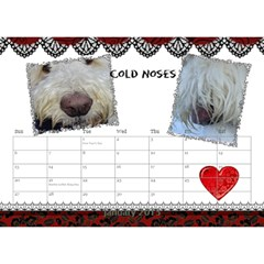small calendar by Bruce Anderson Jan 2013