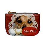 my pet - Mini Coin Purse