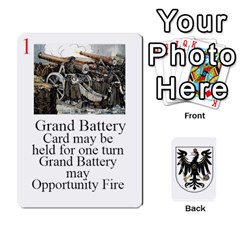 Prussian 1866/1870 Fob By Gerry Henry   Playing Cards 54 Designs   W6znj4jr8ceb   Www Artscow Com Front - Joker1