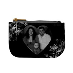 Family By Lindsay Strouphauer   Mini Coin Purse   Hz31wj8m1q8s   Www Artscow Com Front