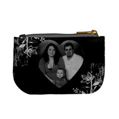 Family By Lindsay Strouphauer   Mini Coin Purse   Hz31wj8m1q8s   Www Artscow Com Back