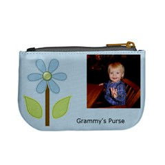 Grammys 2 By Megan   Mini Coin Purse   Udckofysd6pm   Www Artscow Com Back