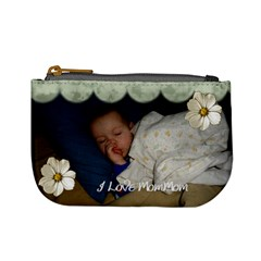 Mommom By Lindsay Strouphauer   Mini Coin Purse   Wmwgngvb2nqh   Www Artscow Com Front