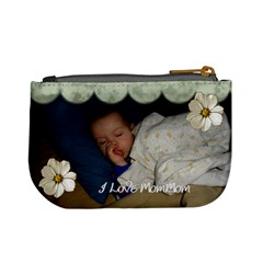 Mommom By Lindsay Strouphauer   Mini Coin Purse   Wmwgngvb2nqh   Www Artscow Com Back