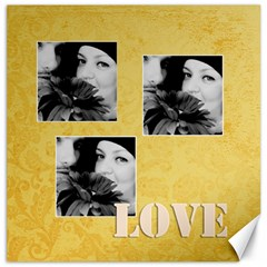 Love By May   Canvas 12  X 12    Bxqlf34d129g   Www Artscow Com 12 x12 Canvas - 6